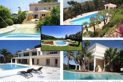 Location Maisons - villas   8 pieces 83990 SAINT-TROPEZ