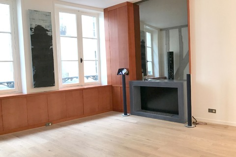 Vente APPARTEMENT 2 chambres 3 pieces  75006 PARIS 6eme