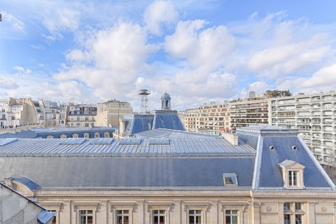 Vente APPARTEMENT 2 chambres 80m2  à PARIS 16eme