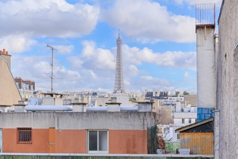 Vente APPARTEMENT comprenant 3 pieces 3 pieces 80m2 à PARIS 16eme