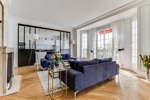 Vente APPARTEMENT 5 pieces 188m2  75007 PARIS 7eme