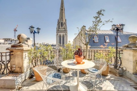 Vente APPARTEMENT  185m2  75008 PARIS 8eme