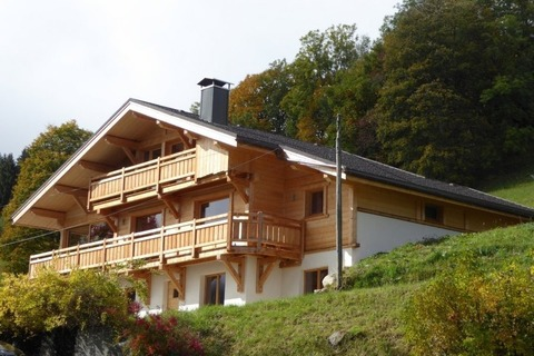 Vente CHALET  9 pieces 219m2 secteur MONT-BLANC - BETTEX