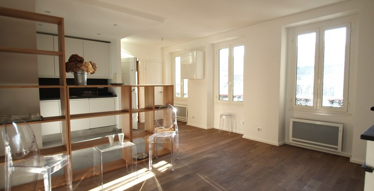 APPARTEMENT 2 chambres comprenant 1 pieces