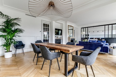 APPARTEMENT   6 pieces secteur TOUR EIFFEL - Champ de Mars