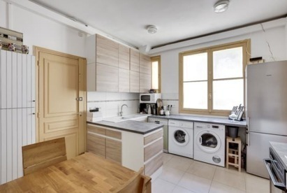 Vente APPARTEMENT 6 pieces  185m2 secteur TRIANGLE D'OR - avenue Marceau