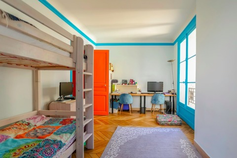 APPARTEMENT   comprenant 6 pieces 75008 PARIS 8eme