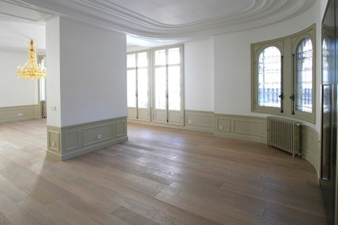 Vente APPARTEMENT 3 chambres  152m2 75016 PARIS 16eme