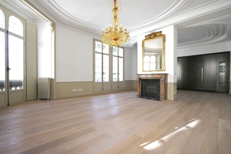 APPARTEMENT comprenant 5 pieces 5 pieces  secteur LONGCHAMP - Janson de Sailly