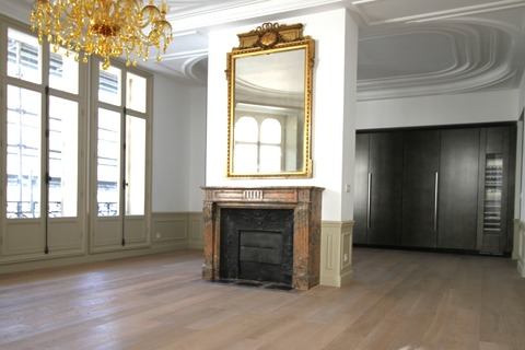 Vente APPARTEMENT comprenant 5 pieces   à PARIS 16eme