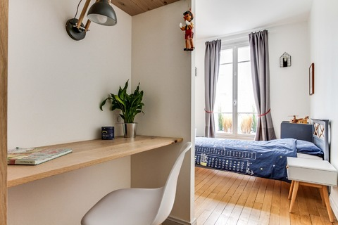 APPARTEMENT    à PARIS 7eme