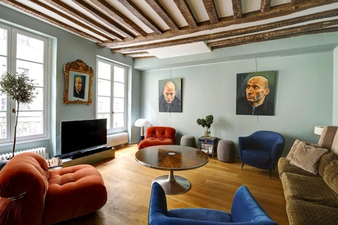 Vente APPARTEMENT  6 pieces