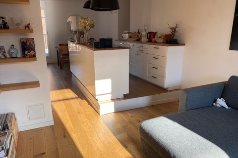 Vente APPARTEMENT  3 pieces  à PARIS 16eme