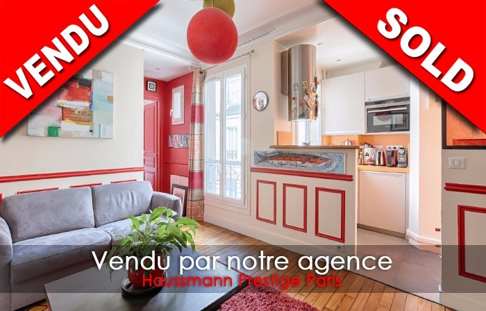 Lovely apartment a short walk from the Sacre Coeur
