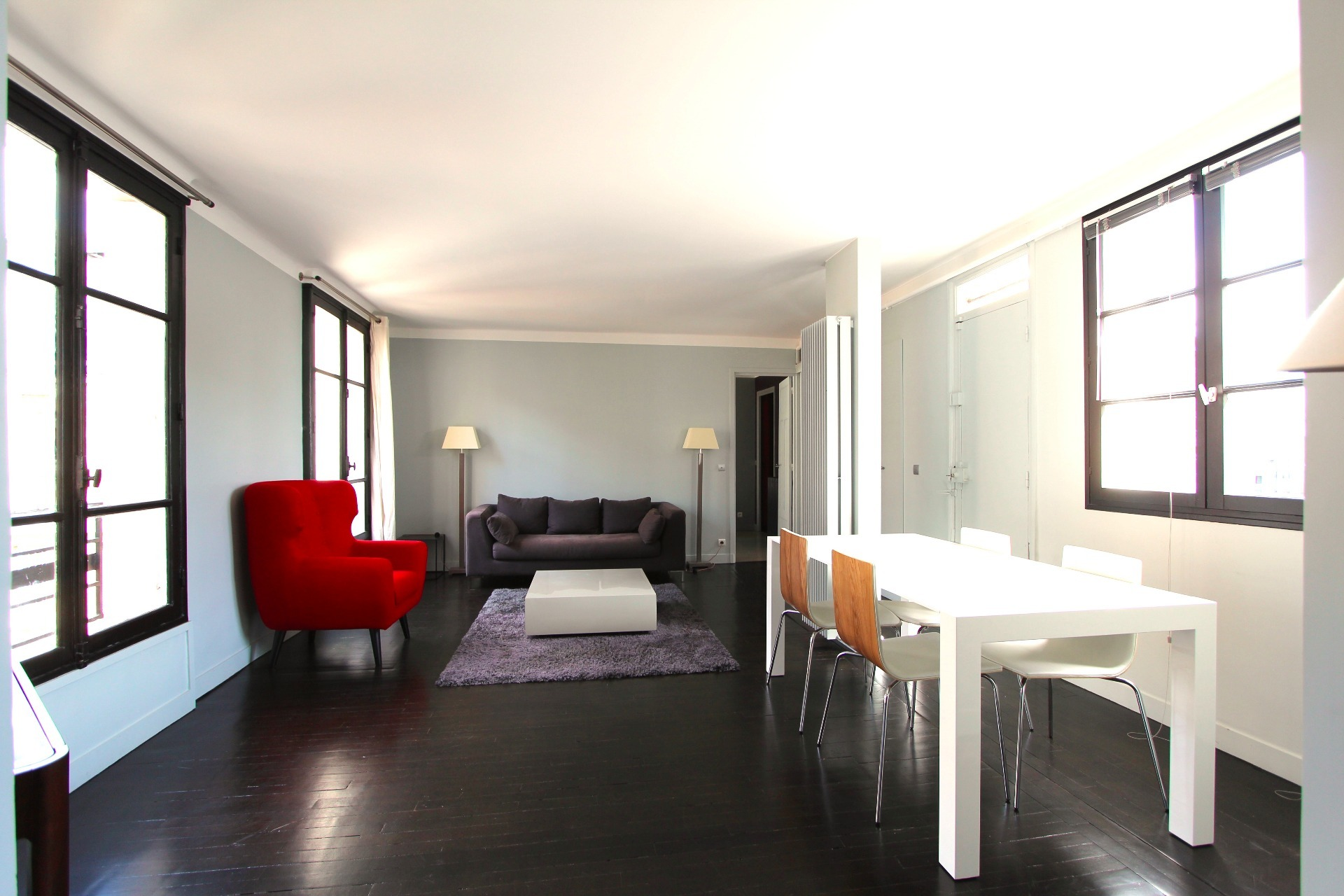 For Rent Furnished Very Nice 2 Room Apartment In Paris 16th